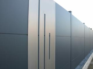 Clôture en aluminium sur mesure SELECT